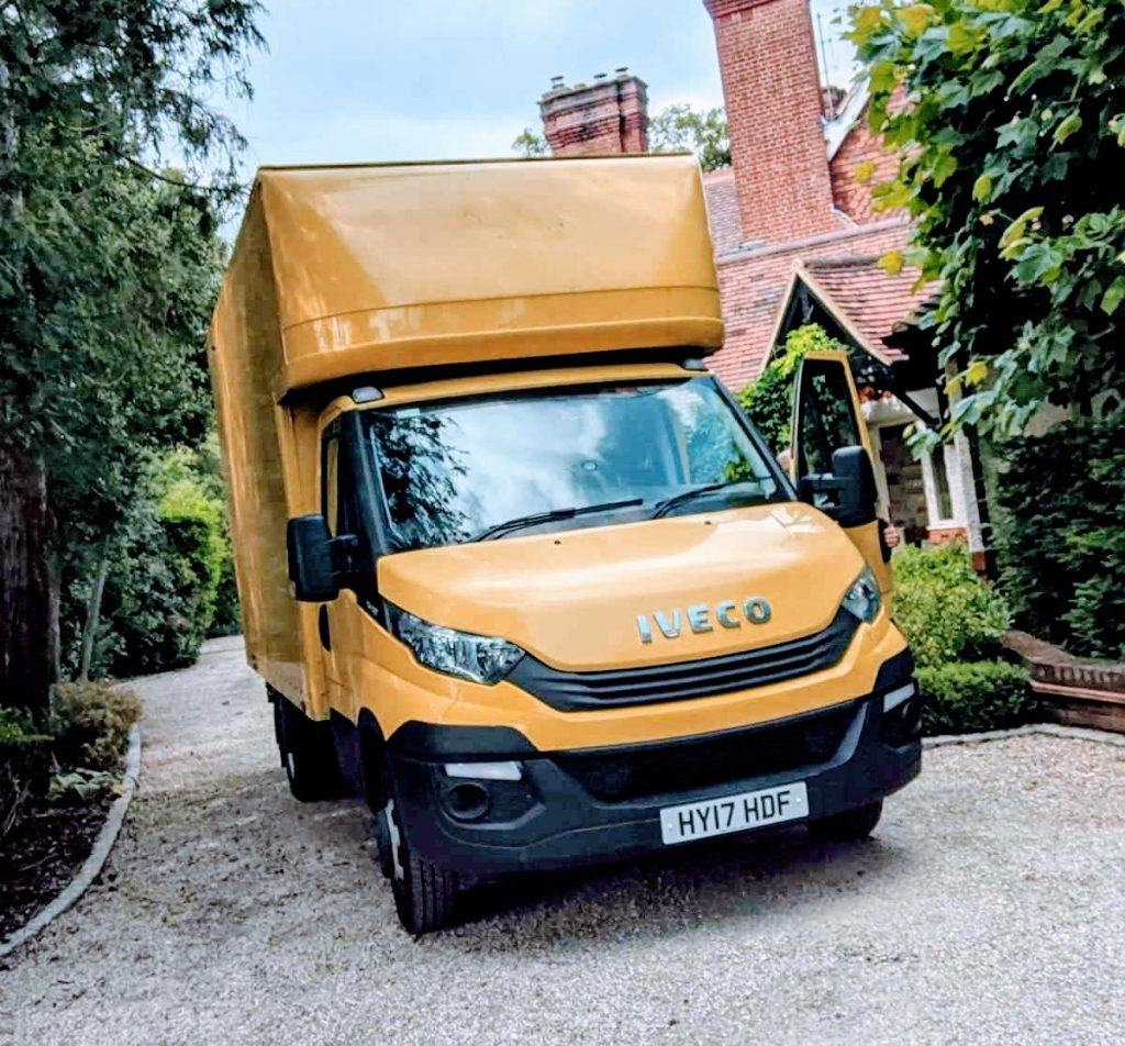 ma and van removals london